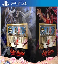 One Piece: Pirate Warriors 4 [Kaido Collectors Edition] (PS4)