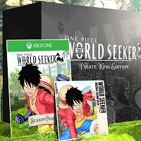 One Piece: World Seeker [The Pirate King Edition] inkl. Preorder Boni (Xbox One)