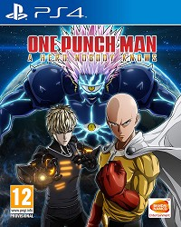 One Punch Man: A Hero Nobody Knows (PS4)