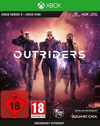 Outriders [Bonus uncut Edition] + Art-Card-Set (Xbox One)