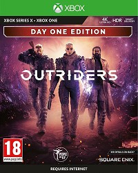Outriders [Day 1 EU uncut Edition] (Xbox)