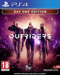 Outriders [Day 1 EU uncut Edition] (PS4)