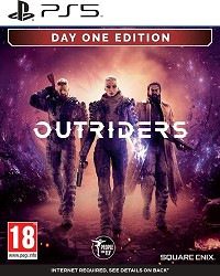 Outriders [Day 1 EU uncut Edition] (PS5™)