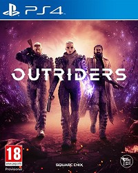 Outriders für PC, PS4, PS5™, X1