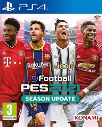 PES 2021: Pro Evolution Soccer (PS4)