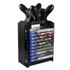 PS4 Games Tower   Dual Charger (PS4)