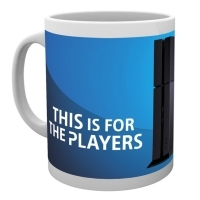 PS4 Players Tasse (Merchandise)