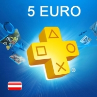 PSN Playstation Network Card 5 Euro (AT) (PSN)