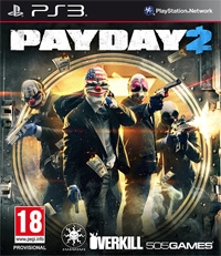 Payday 2 [essentials uncut Edition] (PS3)
