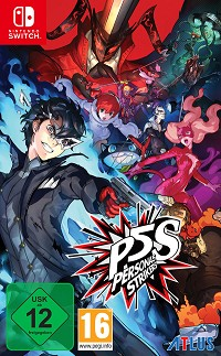 Persona 5 Strikers [Limited Edition] (Nintendo Switch)