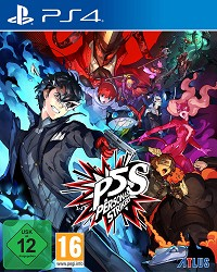 Persona 5 Strikers [Limited Bonus Edition] (PS4)