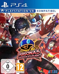 Persona 5: Dancing In The Starlight (PS4)
