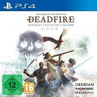 Pillars of Eternity II: Deadfire [Ultimate Collectors Edition] (PS4)