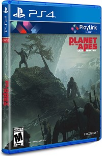 Planet of the Apes Last Frontier [Limited uncut Edtion] (2500 Stk. weltweit) (PS4)