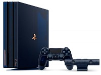 PlayStation 4 Pro Konsole 2TB [500 Millionen Special Edition] (PS4)