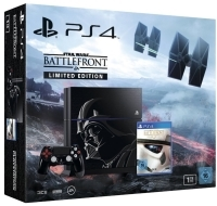 PlayStation 4 (PS4) Konsole 1 TB Star Wars Battlefront Limited Edition