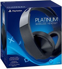 PlayStation 4 (PS4) Platinum Wireless 7.1 Headset (PS4)