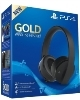 PlayStation 4 (PS4) Wireless 7.1 Headset GOLD Edition - Gebraucht
