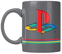 PlayStation Metal Badge Tasse (Merchandise)