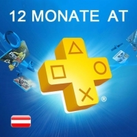PlayStation Plus AT Live Card (12 Monate) (PSN)