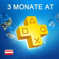 PlayStation Plus AT Live Card (3 Monate) (PC Download)