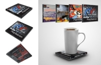 PlayStation Untersetzer Vol.1 (Retro Gaming) (Merchandise)