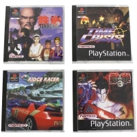 PlayStation Volume 2 Untersetzer 4er-Set
