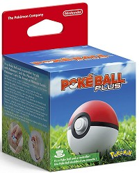 Pokeball Plus (Standalone) (Nintendo Switch)