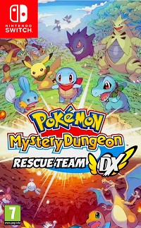Pokemon Mystery Dungeon: Rescue Team DX für Nintendo Switch