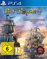 Port Royale 4 (PS4)