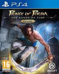 Prince of Persia: The Sands of Time Remake [Bonus Edition] (PS4)