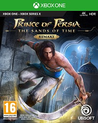 Prince of Persia: The Sands of Time Remake für PS4, X1