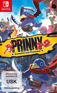 Prinny 1/2: Exploded and Reloaded [Just Desserts Edition] (Nintendo Switch)