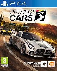 Project CARS 3 [AT] (PS4)