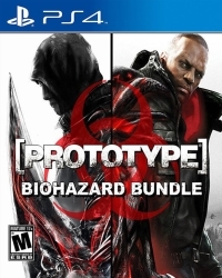 Prototype: Biohazard Bundle [Limited uncut Edition] (Erstauflage) (PS4)
