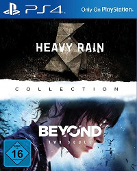 Quantic Dream Collection: Heavy Rain + Beyond: Two Souls (USK) (PS4)