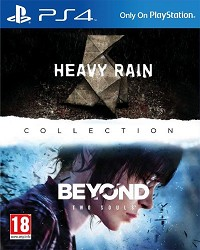 Quantic Dream Collection: Heavy Rain + Beyond: Two Souls [UK uncut Edition] (PS4)