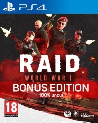 RAID: World War II [Symbolik uncut Edition] (PS4)