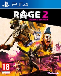 Rage 2 [Deluxe Tattoo Sleeve uncut Edition] (PS4)