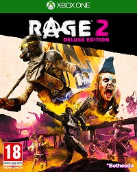 Rage 2 [Deluxe Tattoo Sleeve uncut Edition] (Xbox One)