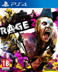 RAGE 2 [Tattoo Sleeve uncut Edition] inkl. Bonus (PS4)