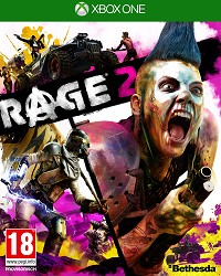 Rage 2 [Tattoo Sleeve uncut Edition] inkl. Preorder Bonus (Xbox One)