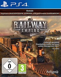Railway Empire [Bonus Edition] (PS4)