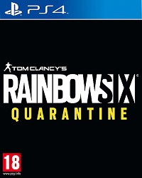 Rainbow Six Quarantine (PS4)