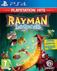 Rayman Legends (Playstation Hits) (PS4)