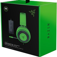 Razer Kraken Tournament Edition Headset (Green) (PC)