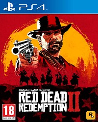 Red Dead Redemption 2 [EU uncut Edition] (PS4)