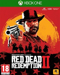 Red Dead Redemption 2 [uncut Edition] inkl. 2 Bonusinhalte (Xbox One)