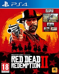 Red Dead Redemption 2 [AT uncut Edition] inkl. Bonusinhalte (PS4)