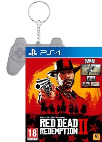 Red Dead Redemption 2 [AT uncut Edition] inkl. 7 Bonusinhalte + Keychain (PS4)